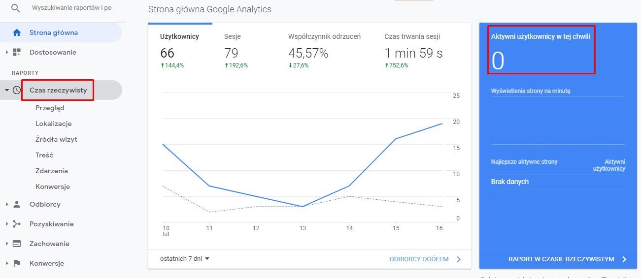 instalacja google analytics